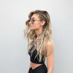 25 Side Braid Hairstyles Which Are Simply Spectacular (Read News) Tags: httpswwwinstaglobalco25sidebraidhairstyleswhicharesimplyspectacular2