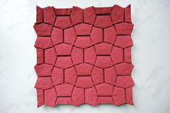 Cairo Tile (Arseni Ko) Tags: origami pattern tiling tesselation paper design geometry symmetry