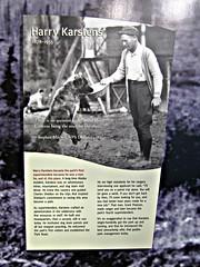 Harry Karstens Story (R D C) Tags: 2012 ak denalinationalpark alaska