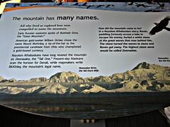Naming the Mountain (R D C) Tags: 2012 ak denalinationalpark alaska