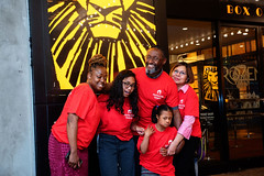 Harboring Hearts - Hope 4 Hearts Day at Lion King - 4.24.19 (Harboring Hearts) Tags: harboringhearts hope4heartsday lionking newyorkeventphotographer newyorkeventphotography photojournalism portraits timessquare brooklyneventphotographer brooklyneventphotography documentaryphotography health