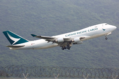 Cathay Pacific Airways Cargo | Boeing | 747-467ERF | B-LIA (TFG Lau) Tags: vhhh hkia hkg hongkong hongkonginternationalairport haeco canon canoneos eos eos5dmarkiii ahkgap cathaypacific cpa cx boeing boeing747 b747 b744 b744f 747 747400 blia cargoplane cargojet
