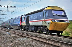 43185 'Great Western' (stavioni) Tags: gwr fgw first great western railway diesel rail hst high speed train intercity inter city 125 power car