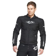 Safety Jacket for Biker Blade R Waterproof Windproof Sporty Textile Men's Motorcycle Jacket! (christinasarafashion) Tags: biker bikes motorcycle rider clothing fashion style outfit shopping menswear mensfashion blackjacket bikerjacket motoracer clothes hollywood movie costume safetyjacket safety festival event casualjacket jackets friends gift store shop