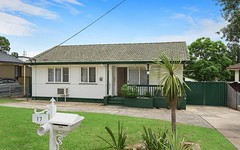17 Polwarth Street, Miller NSW