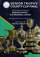 4 (Dale James Photo's) Tags: marlow united football club old bradwell fc berks bucks fa senior trophy county cup final association northcourt road abingdon bbfacountycups non league