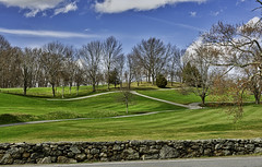 Marlborough Country Club (Chad Straw Images) Tags: golf golfing golfcourse pga pgagolf newengland marlboroughmassachusetts massachusetts amazing landscape landscapephotography landscapes trees travel travelphotography green blue clouds spring newenglandgolf nikond610 nikon photography