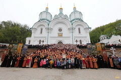 152. Божественная литургия в Успенском соборе 01.05.2019