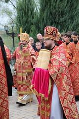 128. Божественная литургия в Успенском соборе 01.05.2019