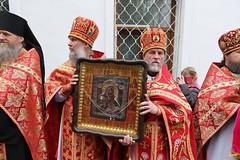 116. Божественная литургия в Успенском соборе 01.05.2019