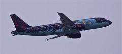 OO-SNB 2019-04 SN 320 Bru (Danner Poulsen) Tags: 20190430 oosnb 201904 sn 320 bru brussels airlines tintin red rackham airbus a320 april 2019 bruxelles