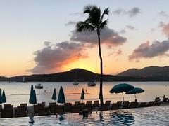 Sunset Beyond the Infinity Pool (vmi63) Tags: charlotteamalie usvirginislands saintthomas