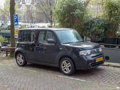 Amsterdam, april 2019 (Okke Groot - in tekst en beeld) Tags: sidecode7 prinsengracht 97pls9 amsterdam nissancube nederland