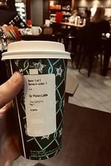 #CoffeeTime  ☕️ (Σταύρος) Tags: sfist thecity cafe christmascoffee pumpkinspice iphone7plus pmknspice westportal stfranciswood starbucks mycoffee sanfrancisco coffeetime sf city санфранциско sãofrancisco saofrancisco サンフランシスコ 샌프란시스코 聖弗朗西斯科 سانفرانسيسكو
