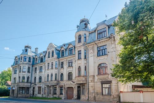Slokas iela 29, Riga