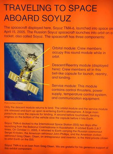 Soyuz sign