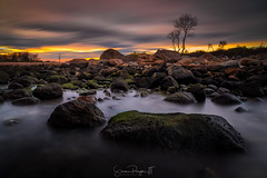 At Peace (Simmie | Reagor - Simmulated.com) Tags: 2019 april connecticut connecticutphotographer d750 landscapephotographer longislandsound madison meigspoint naturephotographer nikon spring stormy weather cloudy digital hammonassetbeachstateparkbeach rain rockybeach unitedstatesofamerica greatphotographers