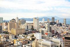 One Montgomery Tower (Thomas Hawk) Tags: america bayarea california onemontgomerytower sf sfbayarea som sanfrancisco skidmoreowingsandmerrill usa unitedstates unitedstatesofamerica westcoast norcal fav10 fav25 fav50