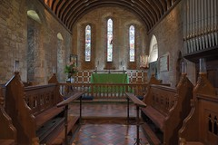 176-20180714_Weston under Penyard Church-Herefordshire-Chancel and Sanctuary viewed from beneath Chancel Arch (Nick Kaye) Tags: westonunderpenyard herefordshire england church