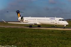 Lufthansa Cityline D-ACKC (U. Heinze) Tags: aircraft airlines airways airplane flugzeug planespotting plane haj hannoverlangenhagenairporthaj eddv nikon d610 nikon28300mm