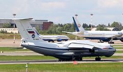 RA-78835 (Ken Meegan) Tags: ra78835 ilyushinil76md 1003402033 russianairforce moscow vnukovo 1582017 224thflightunit ilyushinil76 ilyushin il76md il76