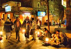 Yemen, 2007 (denismartin) Tags: sanaa denismartin yemen night nuit nightscene nightphotography