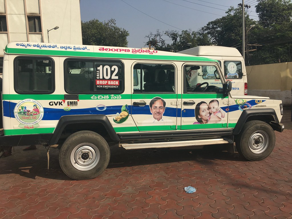 Government provided Drop-Back Transport for Newborn babies and mothers