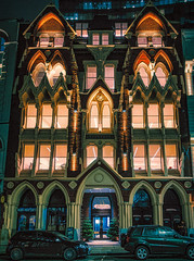 Unsung (Мaistora) Tags: building architecture historic old antique classic victorian gothic neogothic 1860s boar head shakespeare vinegar warehouse merchant market history culture office business busy city squaremile eastcheap towerhill monument londonbridge walkietalkie finance banking insurance lloyds brokerage trading london england britain uk leica dlux typ109 lightroom luminar aurora skylum photoshop edit process postprocess blend night evening dark darkness light lights lighting street