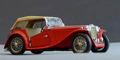 MG TC Model P1450053mods (Andrew Wright2009) Tags: braintree camera club practical model cars mg tc
