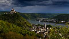 Stormy skies @ Rhine valley