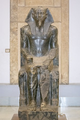In the Museum of Egyptian Antiquities, Cairo, Egypt (Tim Brown's Pictures) Tags: egypt cairo museumofegyptianantiquities egyptianmuseum cairomuseum ancientegypt egyptianart pharohs mummies statues arcitecture building historic history ancienthistory travel tourism afterlife