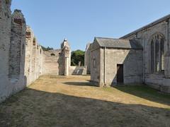 Ruined Nave, Walberswick (Aidan McRae Thomson) Tags: walberswick church suffolk medieval ruin