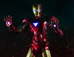 Ironman (marpabr78) Tags: ironman hottoys avengers stark