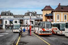 IAA-832 [ENYKK] (wylaczpantedlugie) Tags: ikarus 28030m győr magyarország autobuszallomas węgry