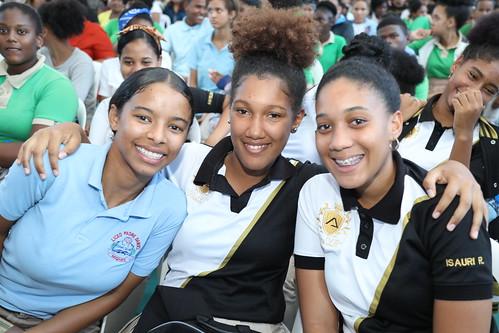 El Seibo: presidente Danilo Medina entrega tres escuelas. 98% estudiantes en Jornada Escolar Extendida