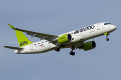 YL-CSF // Air Baltic // A220-300 (Martin Fester - Aviation Photography) Tags: ylcsf airbaltic airbus a220300 a220 amseham amsterdam amsterdamschiphol ams amsterdamkaagbaan kaagbaan aviation avgeek aviationlovers airplane aircraft aviationphotography plane flickraviation planespotting flickrplane aviationdaily aviationgeek aviationphotograph planes aircraftspotter avgeekphoto airbuslover aviationspotters airplanepictures planepicture worldofspotting planespotter planeporn aviationpic aviationgeeks aviationonflickr aviation4you aeroplanes flugzeuge