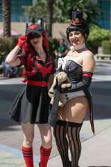 Wondercon'19-110 (Elemental_Oasis Photos) Tags: batwoman dcuniverse emmaskies wondercon zatanna cosplayphotography