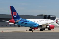 A319.OM-BYA-2 (Airliners) Tags: slovakia slovakgovernment slovakgovernmentflightservice 319 a319 acj319 319acj a319cj airbus airbus319 airbusa319 airbusacj319 airbus319acj airbuscorporatejet government iad ombya 5219