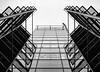 Helsinki (Anne-Charlotte och Jan) Tags: hs architecture bw svartvitt helsinfors helsinki finland sanomat structure