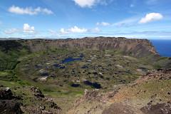 Chili 2017 (nouailleric) Tags: chili chile îledepâques volcan volcano râpanui isladepasqua easterisland ranukao volcanranukao orongo canon eos500d efs1022usm