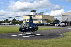 EI-DZK R.22 Beta II - Sky West Aviation (eigjb) Tags: helicopter weston airport eiwt dublin ireland aviation rotary chopper 2019 aircraft plane spotting eidzk r22 beta skywest robinson