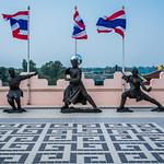 2019 - Thailand - Viharn Sien Anek Kuson Sala - Shaolin Monks thumbnail
