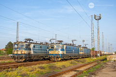Back to baSIX (BackOnTrack Studios) Tags: bdz class 46 electric locomotive le5100 060ea asea electroputere craiova bulgarian railways frieght cargo bulgaria dolno ezerovo burgas sixaxle coco backontrack studios
