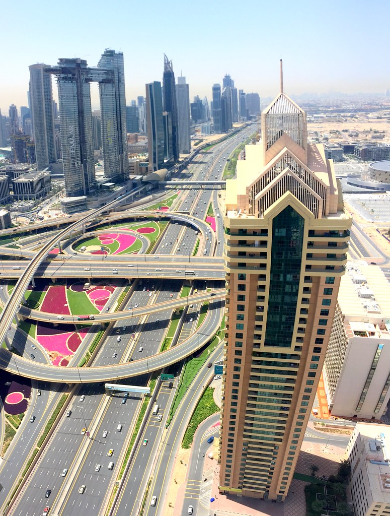 The World's most recently posted photos of dubai and freeway