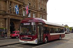 Lothian 22 (SRB Photography Edinburgh) Tags: lothian buses bus ukbus edinburgh scotland transport volvo 7900 hybrid