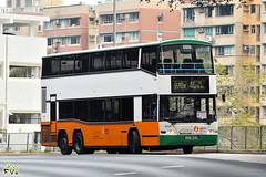 NWFB Neoplan Centroliner (N4026/3) 12m (kenli54) Tags: nwfb newworldfirstbus 6026 jx9697 970x bus buses doubledeck doubledecker hongkongbus hongkong noadv neoplan centroliner n4026 n4426 cummins