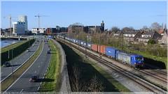 BLSC 193 494   's-Hertogenbosch   24-03-2019 (DDZ 7504) Tags: hupac bls blsc samskip melzo containertrein denbosch shertogenbosch vectron br193 193494 unit45com amsterdam houtrakpolder 24032019 40131 blscargo