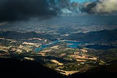 Elcito Landscape #6 (Strocchi) Tags: elcito macerata marche landscape paesaggio italy canon eos6d 24105mm clouds nuvole appennino lago castreccioni cingoli