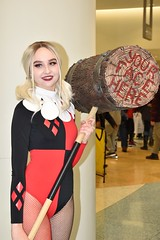 Harley Quinn (6 Photography) Tags: fan expo toronto comic con 2019 harley quinn cosplay dc comics