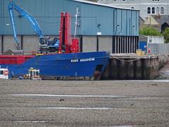 RMS WANHEIM (IMO: 8920268) General Cargo Call Sign:  D5LC2 (guyfogwill) Tags: 2019 abp associatedbritishports bateau bateaux boat boats cargo cargoship coastal d5lc2 devon docks dschx60 england fogwill gbr gbtnm generalcargo guy guyfogwill imo8920268 marine may mmsi636017466 river riverteign rmswanheim shaldon sony southwest spring teignestuary teignbridge teignmouth teignmouthapproaches tq14 uk unitedkingdom vessel workboat flicker photo interesting absorbing engrossing fascinating riveting gripping compelling compulsive coastline